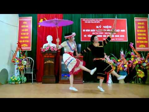 Múa Gặp nhau giữa rừng mơ - Phuc Nguyen / Hồng Hạnh ( Tân Thịnh - TP Hòa Bình )