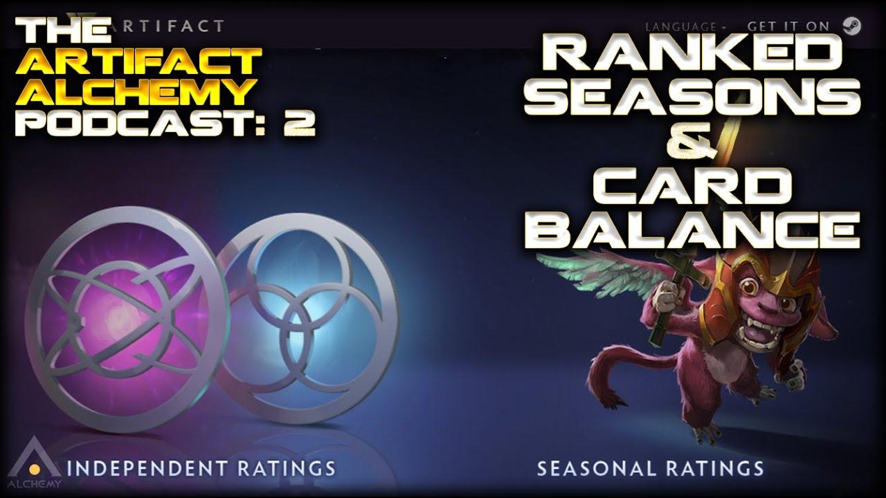 Did Valve Save Artifact? New Patch - Seasonal Rankings, Card Balance & Progression System!