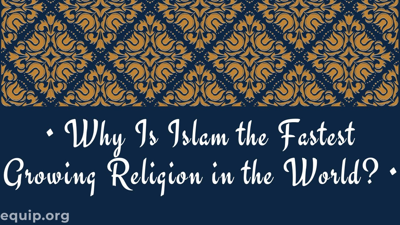 islam as the fastest growing religion in The republic of ireland may be intimately associated with the roman catholic church, but the fastest-growing faith on the emerald isle is islam -- at such a rapid rate that muslims are projected to replace protestantism as the second-most popular religion by the year 2043.