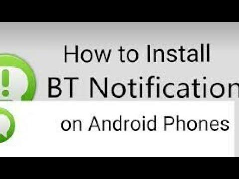 M8 smartwatch bt notifier | Best BT Notification Apps for Android