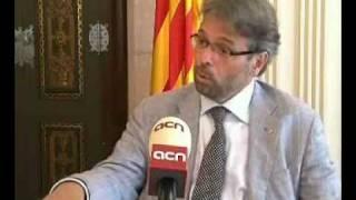 Benach diu a Zapatero que