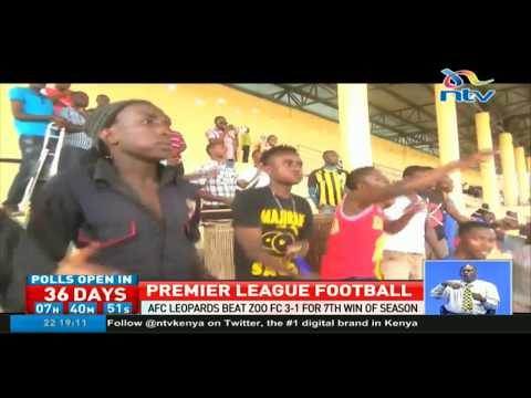 Sofapaka close in on Gor after 4-1 win over Chemelil