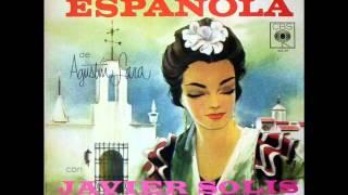 Javier Solís - Fantasia Española / Álbum 1963
