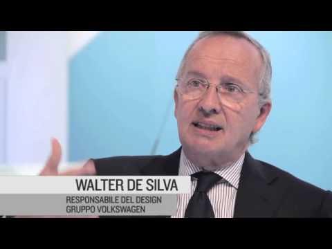 Volkswagen UP! presentata da Walter de Silva