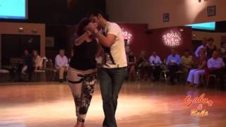 Repeat youtube video Nelson Freitas - Rebound chick HD  Kizomba dance en Sabor y Baile Toledo con Esperanza y Rodrigo