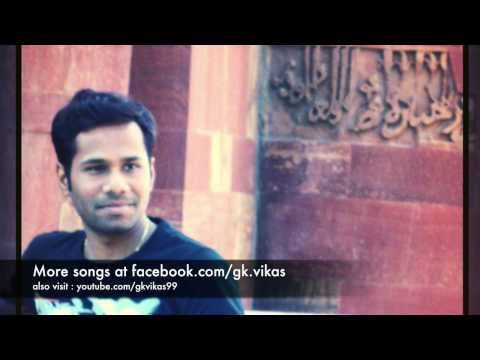 Baarish - Yaariyan- Karaoke And Cover By GK Vikas