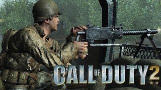 ППШ В ЗУБЫ И НА ТАНК! - Call Of Duty 2 - #1