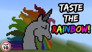 Top 10 Insane Minecraft Theories - Part 2