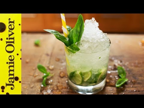 Jamie's World Cup Caipiroska Cocktail