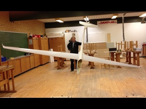 How To Scratch Build A Balsa Electric Glider Doovi