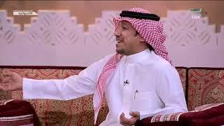 إبراهيم العنقري  - من حق أحد أن يلعب بهذه الطريقة أمام الهلال ولأول مرة نسمع عن العويشير #الديوانية