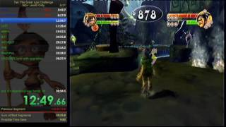 Tak: The Great Juju Challenge NG+ Levels only speedrun in 39:31