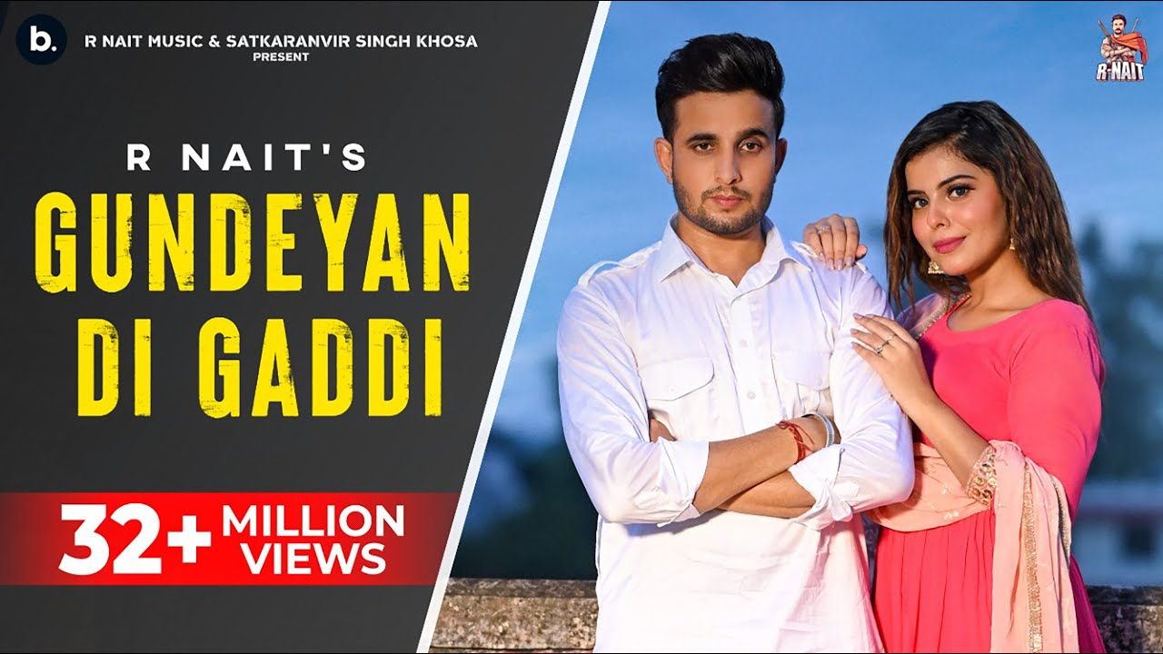 Download Gundeyan Di Gaddi (Official Video) R Nait | Gurlez Akhtar | MixSingh | Latest Punjabi Song 2021