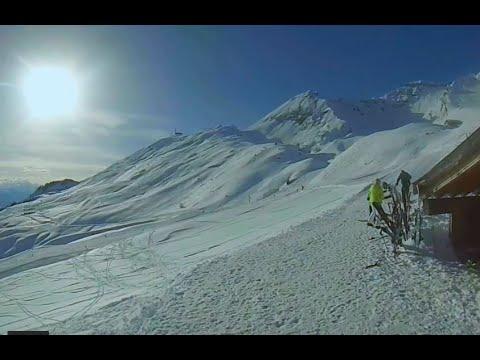 Suisse 2017 - Skiez sur les pistes d'Anzère