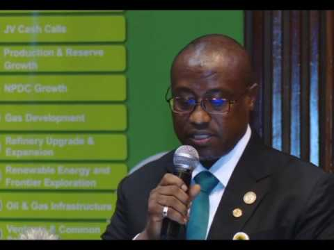 NNPC GMD ON WORLD ENVIRONMENT DAY