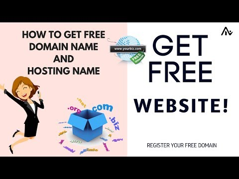 How to register a free domain for your website | 100% LEGAL !!