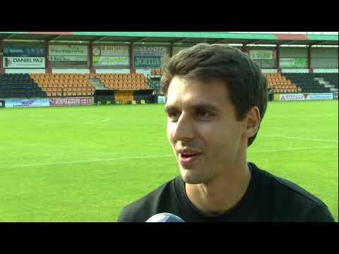Mikel Garmendia valora el emparejamiento Portugalete - Castellón streaming vf