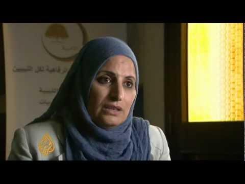 Libyan women struggle for political empowerment