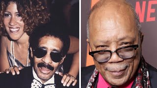 Rain Pryor Daughter Of Richard Pryor AIRS Quincy Jones ALL THE WAY Out For LIES Against Her Father!