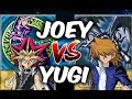 JOEY WHEELER vs YUGI MOTO - Who would win? (Yugioh Character Decks)