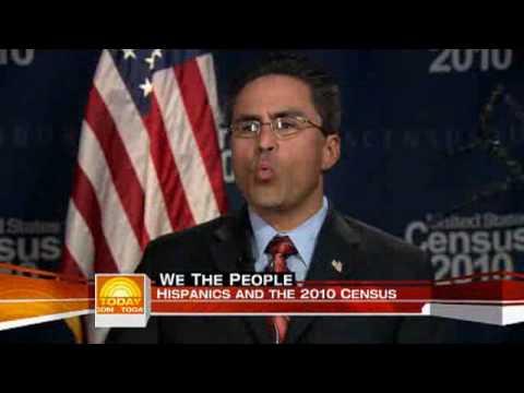 Hispanic's and the 2010 Census