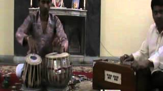 mrunal nagar tabla solo teen taal laggi  ladi part 9