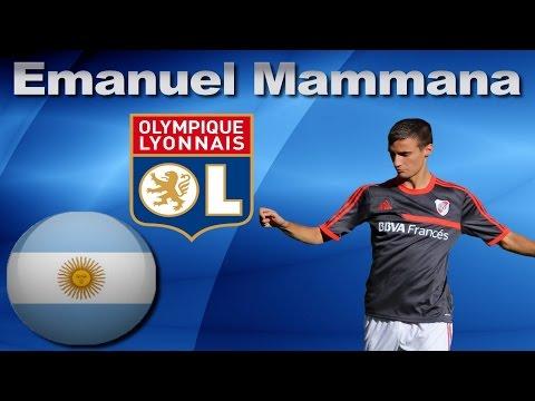 Présentation : Emanuel Mammana / Olympique Lyonnais - Argentine