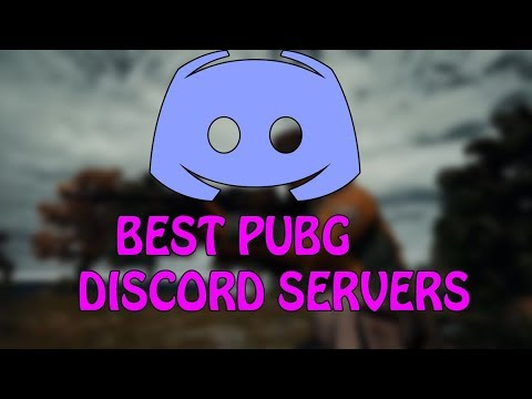 pubg discord servers uk