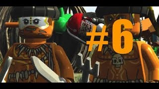 LEGO Pirates of the Caribbean #6 pelegosto (walkthrough) Xbox one (Dead man