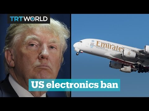 US bans electronic devices
