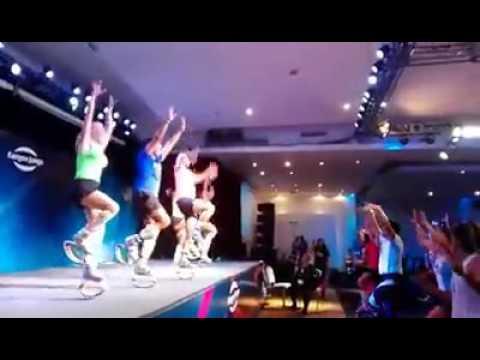 Kangoo Jumps Brazilian style homenagem a edu costa na Argentina