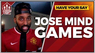 Mourinho Didn't Fool Me! Bournemouth 0-2 Manchester United