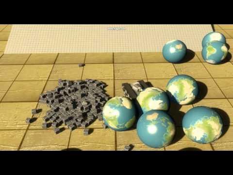 Sandbox - Shadows + HDR + Cook-Torrance