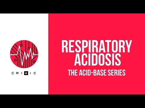 Respiratory Acidosis - The Acid-Base Series