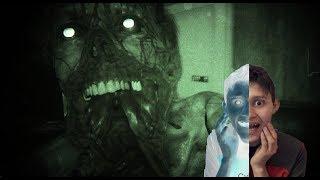 Terror en el vosque OUTLAST 2