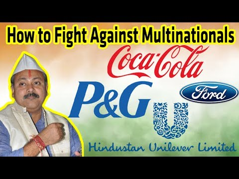 Rajiv Dixit - How to Fight Against Multinational