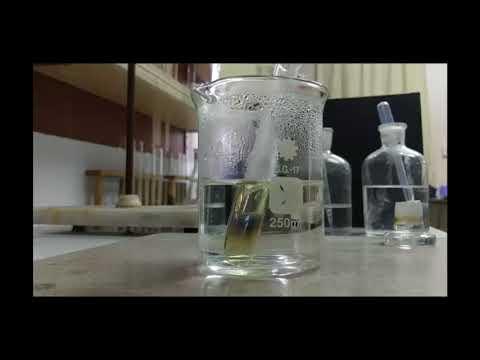 Testing Ald Using Tollen's Reagent