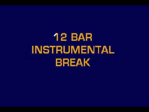 "Chuck Berry - ""Johnny B. Goode"" Karaoke"