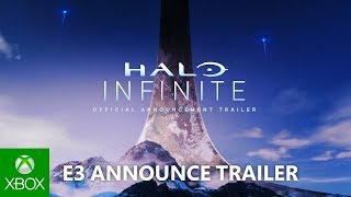 Halo Infinite - Official Announcement Gameplay Trailer (Xbox E3 2018)