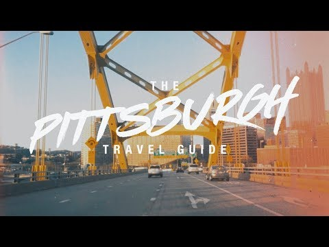 How To Explore The Steel City // PITTSBURGH TRAVEL VLOG