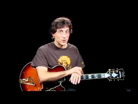 Modern Method - #7 Voice Leading Exercise - Guitar Lessons - Frank Vignola