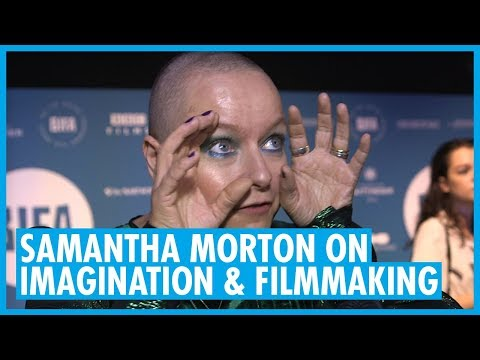 Walking Dead Star Samantha Morton on Making Stories - BIFA Interview 2018