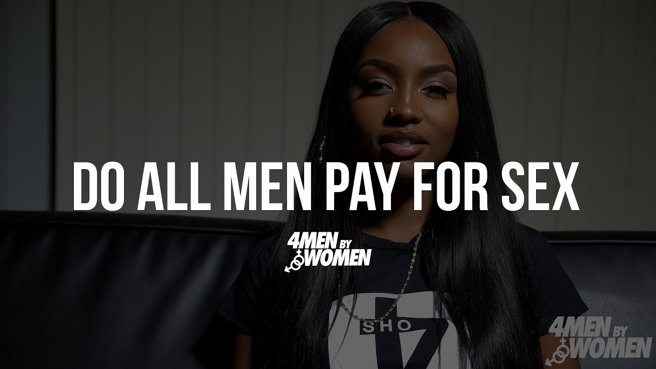 Why do men pay for sex