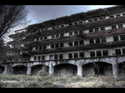 Buscadores de fantasmas Madrid | Hospital de tuberculosos