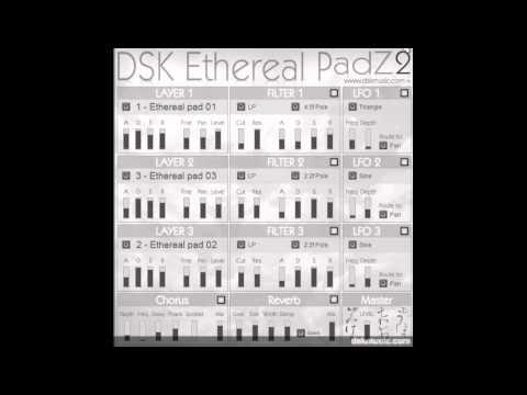 DSK Ethereal PadZ 2 - Free VST