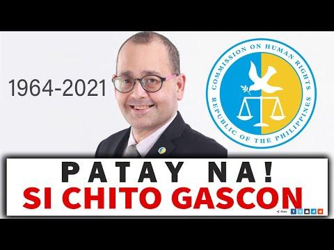 JUST IN: CHITO GASCON NG CHR TlG0K -  (2020)