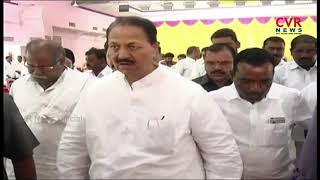 TRS MP D Srinivas Secret Meet with His Followers over His Political Future | Nizamabad | CVR News