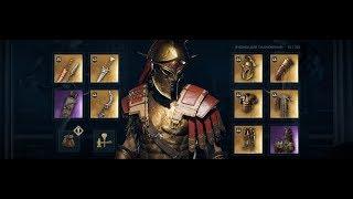 Assassin's creed Odyssey/ ГДЕ НАЙТИ Легендарный сет Спартанского героя/Меч Ксифос Диониса