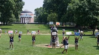 Learning the Basics of UVA Life at Summer Orientation