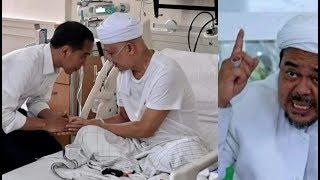 Kisah Arifin Ilham : dari Ahok, Petugas Partai, Rizieq, sampai dibesuk Jokowi ketika sakit parah